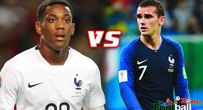 เลอเบิฟเชื่อ มาร์กซิยาล ควรได้ตำแหน่งของ กรีซมันน์ ในทีมชาติฝรั่งเศส