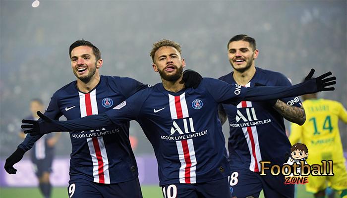 ปารีสฯ กับลียง ไปไม่ถึงดวงดาวในฟุตบอลยุโรป